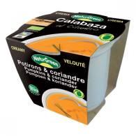 Crema de Calabaza y Cilantro 310 gr - Naturgreen
