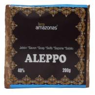 Jabon de Alepo 40% AE de Laurel 200 gr - Terra Amazonas