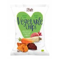 Chips de Vegetales 175 gr - Trafo Bio