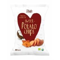 Chips de Boniato con Aceite de Coco 75 gr - La Finestra