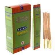 Incienso Mantram 30 gr  - Satya