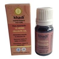 Aceite Corporal Anticelulítico 10 ml - Khadi