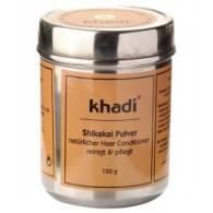 Acondicionador Shikakai Ayurvedico 150 gr - Khadi