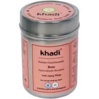 Mascarilla Facial Rosa Ayurvedico 50 gr - Khadi