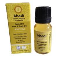 Aceite Facial de Lirio Blanco 10 ml - Khadi