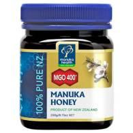 Miel de Manuka MGO 400+ (UMF 20) 250 gr - Manuka Health