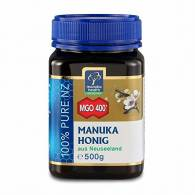 Miel de Manuka MGO 400+ (UMF 20) 500 gr - Manuka Health