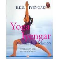 Yoga Iyengar Manual de Iniciacion - CELLA AL-CHAMALI, GABRIELLA