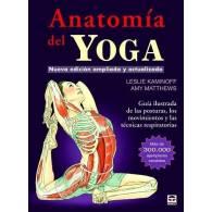 Anatomia del Yoga Ed. Tutor